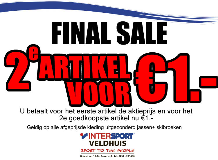 2e artikel 1 euro advertentie copy