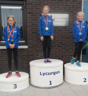 Pupillencompetitie in Assendelft