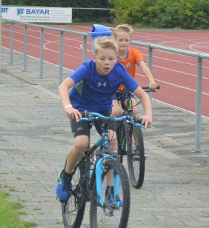 Pupillen Triatlon