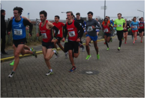 36e Runnersworld AV DEM Strand-Cross